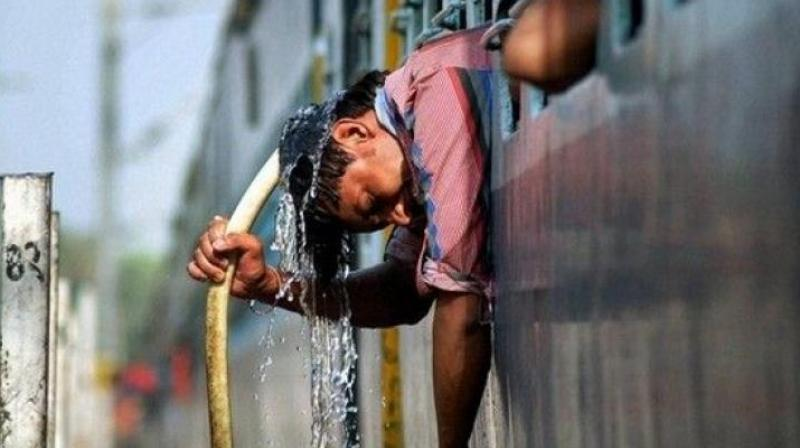 Mercury has already touched 39 degree Celsius in some districts