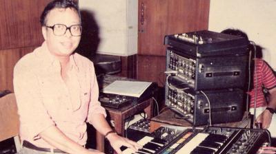 Born on June 27, 1939, in Kolkata, R D Burman was the son of composer SD Burman.