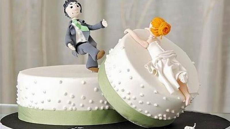 Goodbye Cake Toppers