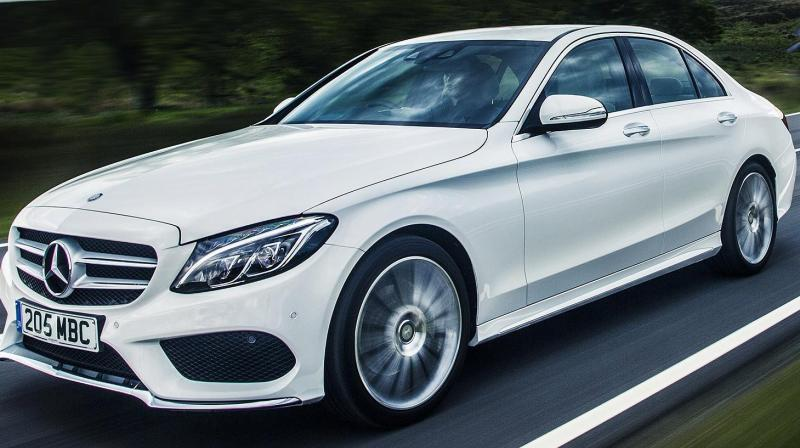 new car launches in puneMercedesBenz launches new C Class 250d priced Rs 4436 lakh