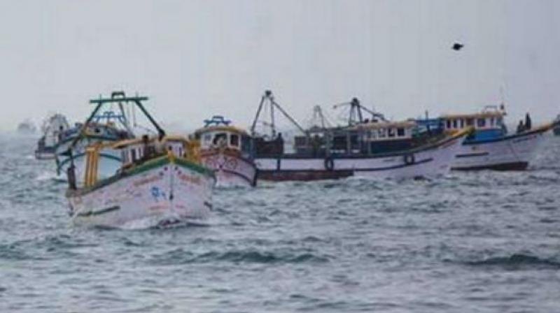 Coast Guard apprehends Pakistani boat off Gujarat coast, 9 crew being quizzed