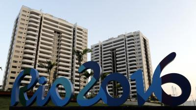 The Games begin in just over two weeks, but the Athletes Village opens officially on Sunday, meaning 10,500 athletes and another 7,000 staff members will start trickling into the luxurious layout, with the pace picking up daily until the August 5 opening ceremony at the Maracana Stadium. (Photo: AP)