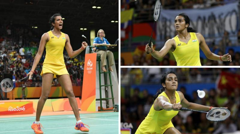PV Sindhu's gallant attempt to win a coveted gold medal for India ended in heart-break in when she went down fighting against Spain's Carolina Marin and settled for a silver in the women's singles badminton competition of the Rio Olympics.