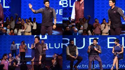 True Blue is a joint venture between Arvind Fashion Brands and Sachin Tendulkar. (Photos: Shripad Naik/DC)