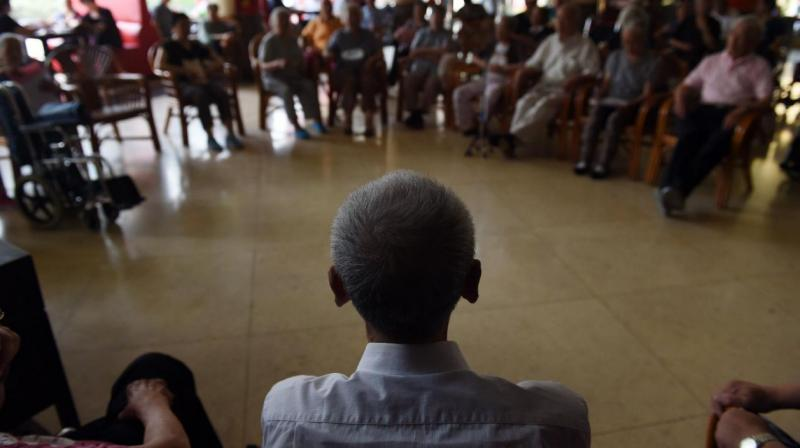 How many older persons by 2050