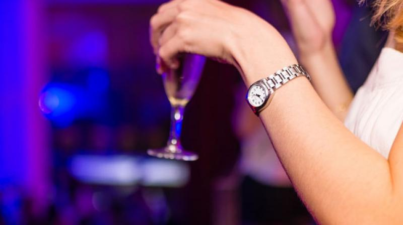 Married people drink less, according to new study