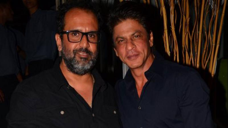 Director Anand L Rai held a star studded bash for his 45th birthday, which saw stars like Shah Rukh Khan, Sidharth Malhotra, Kangana Ranaut and many more in attendance. Photo: Viral Bhayani