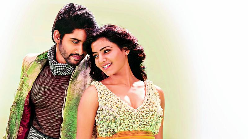 Samantha and Chaitanya to team up for Two States Telugu remake?