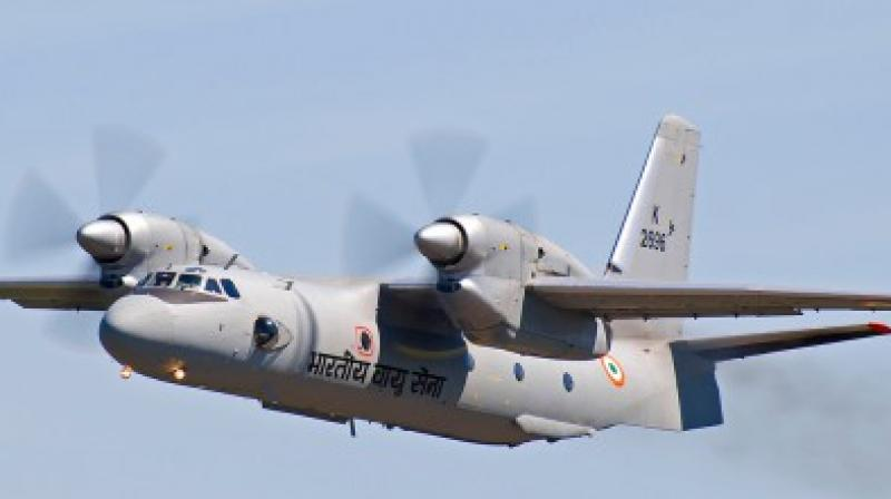 Parrikar in Chennai to monitor search for AN-32