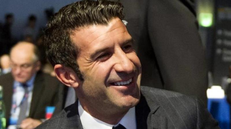 figo hopes for another ronaldo pits portugal favourites