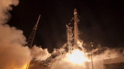SpaceX to launch key 'parking spot' to space station