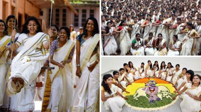 Onam is the biggest and the most important festival of the state of Kerala. It is a harvest festival and is celebrated with joy and enthusiasm all over the state by people of all communities.