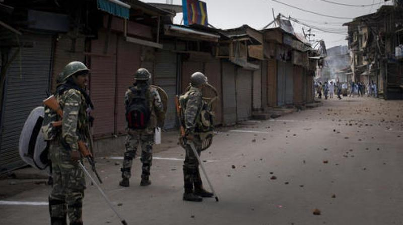 Two dead in Indian-administered Kashmir clashes amid Eid curfew