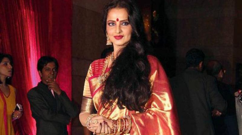 Bollywood eternal diva Rekha turns 62