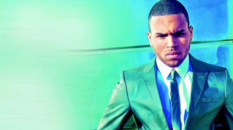 Chris Brown Drops New Track Amid Arrest With A Deadly Weapon Drama