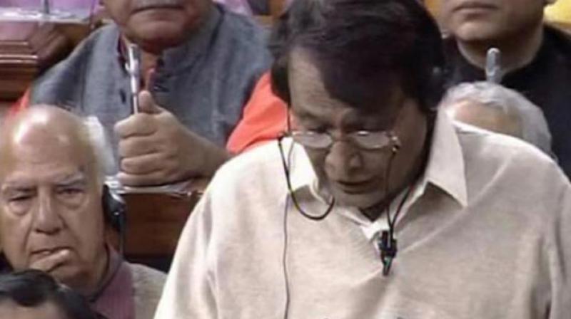 Suresh Prabhu tries to shift burden off railway ministry's coffers