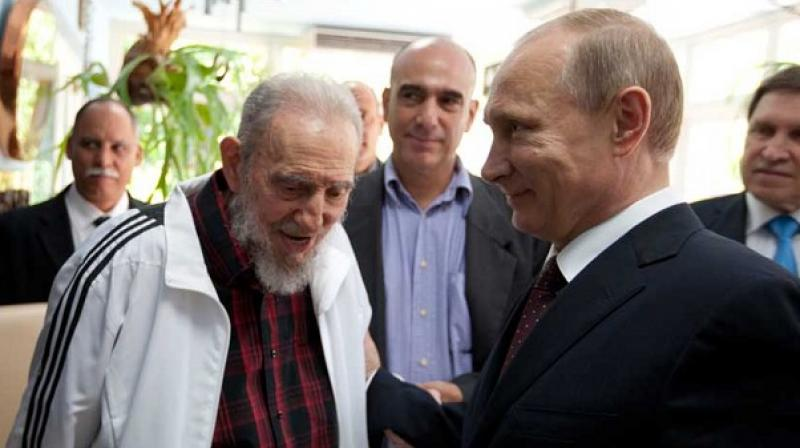 On 90th birthday, Fidel Castro thanks Cuba, critiques Obama