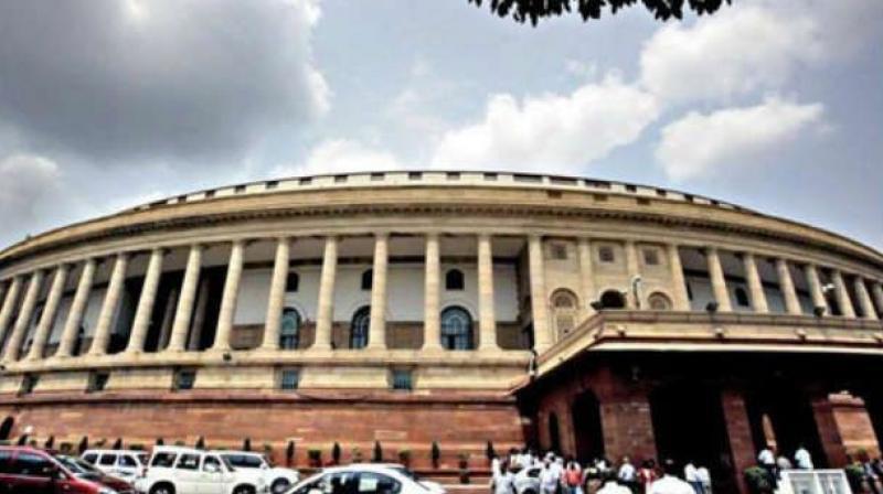 Indian Parliament (Photo: AP)