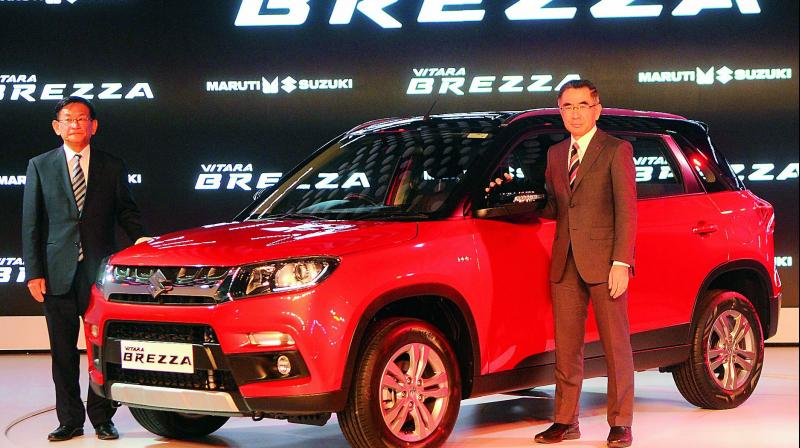 Rugged Suvs Are New Love Of Car Makers