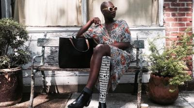 Mama Cax was diagnosed with cancer at 14 and given 3 weeks to live (Photo: Instagram/caxmee)