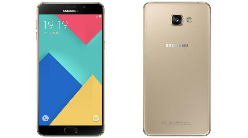 Samsung announces 6-incher Galaxy A9 Pro with 5000mAh battery