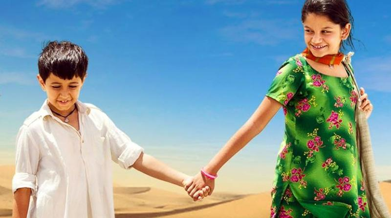 Dhanak movie review: Endearing and soulful watch