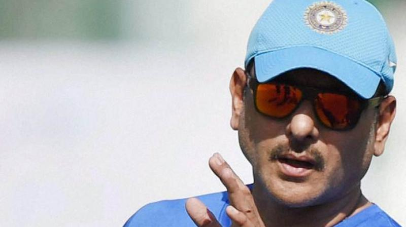 Former Team India Director Ravi Shastri is the freontrunner to become the head coach of the Indian side.