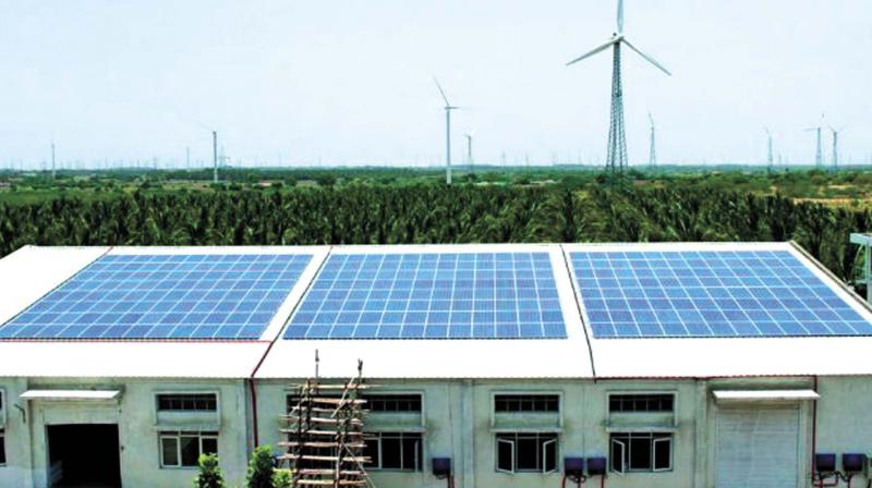 The state has no separate wing for the solar power sector; the TS Southern Power Distribution Company has made the nodal agency for solar power  (Representational Image)