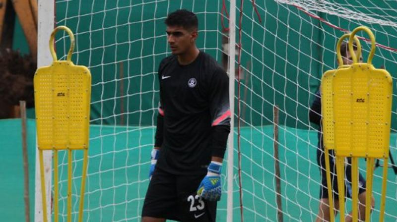 Gurpreet Singh Sandhu dreams of bigger clubs