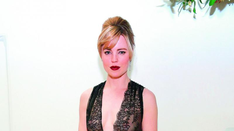 Melissa George reportedly treated for facial bruising