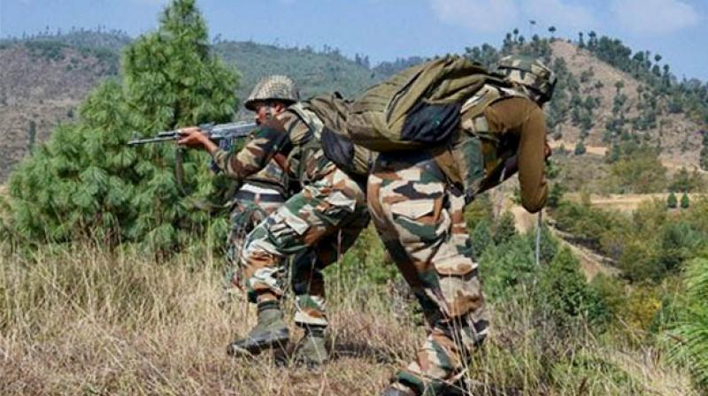 Pakistan resorts to unprovoked firing in Poonch