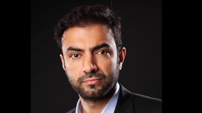 Baloch Republican Party (BRP) founding chief Brahumdagh Bugti. (Photo: Facebook)