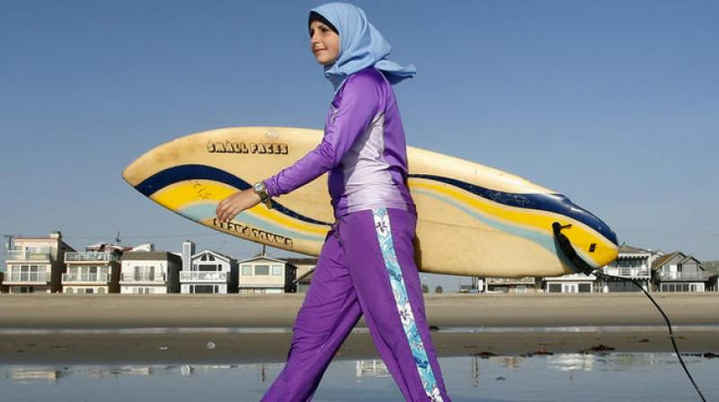 French Waterpark To Host Burkini Day For Muslim Women