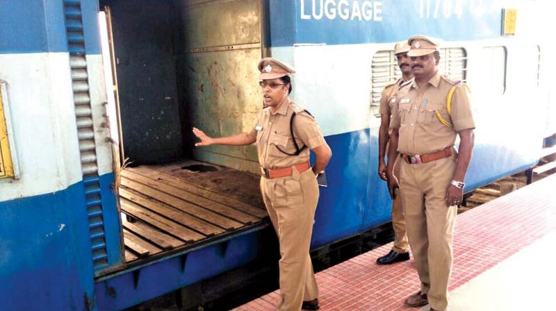 Rs 5.75 crore stolen from RBI's 'money train'