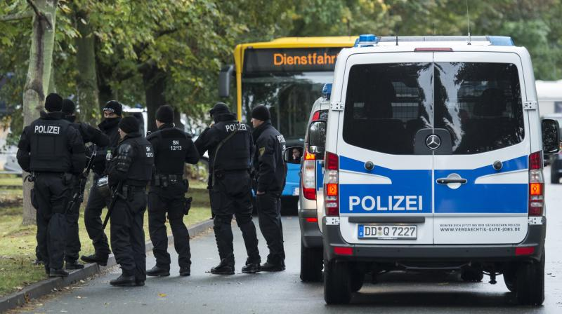 Terror Suspect Tied Up by Fellow Syrian in Germany
