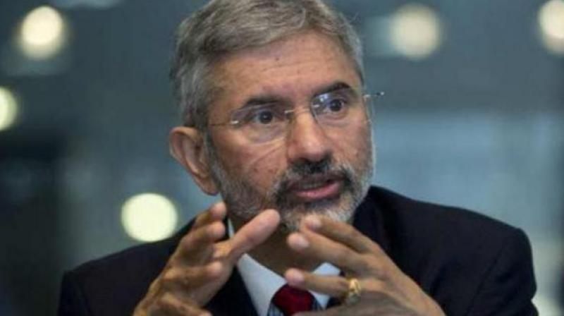 Foreign Secretary S Jaishankar. (Photo: PTI)