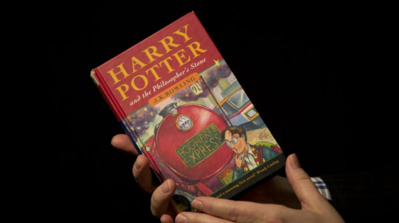 JK Rowling announces new Harry Potter titles