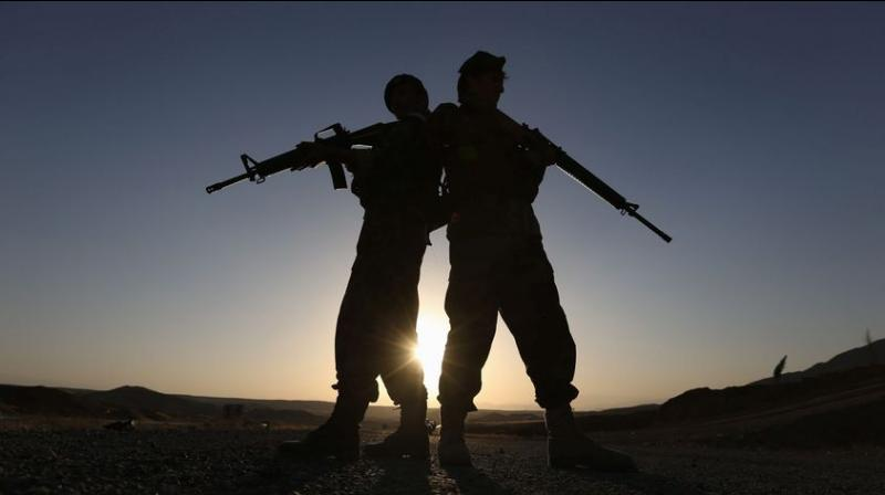 Afghan soldiers killed in Taliban attack