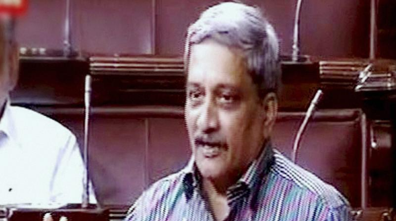 'He's Spreading Insecurity': Parrikar Attacked In Parliament Over Aamir Khan Remark