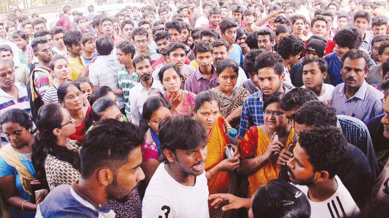 VTU decides to postpone even Semester exams