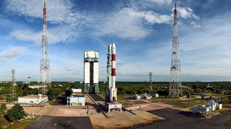 India's Polar Satellite Launch Vehicle, in its thirty-seventh flight (PSLV-C35), launched the 371 kg SCATSAT-1 for ocean and weather related studies and seven co-passenger satellites into polar Sun Synchronous Orbit (SSO).