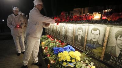 Ukraine prepared on Tuesday to mark the 30th anniversary of the Chernobyl nuclear disaster, which permanently poisoned swathes of eastern Europe and highlighted the shortcomings of the secretive Soviet system.