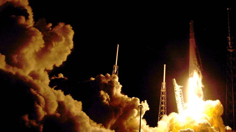 SpaceX to launch super-computer to space