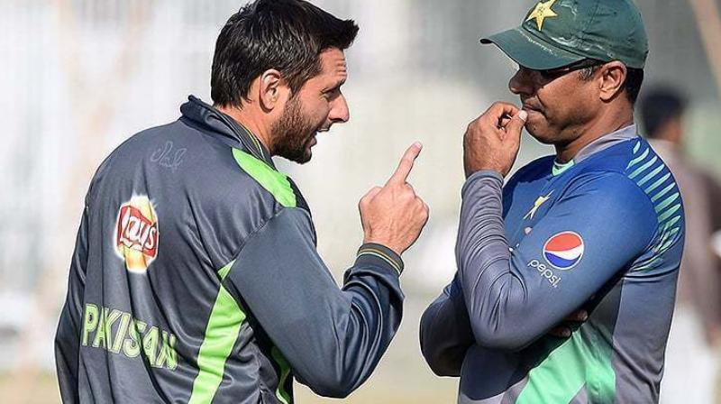 Shahid Afridi: Pakistan not producing players to match standards of worldwide cricket