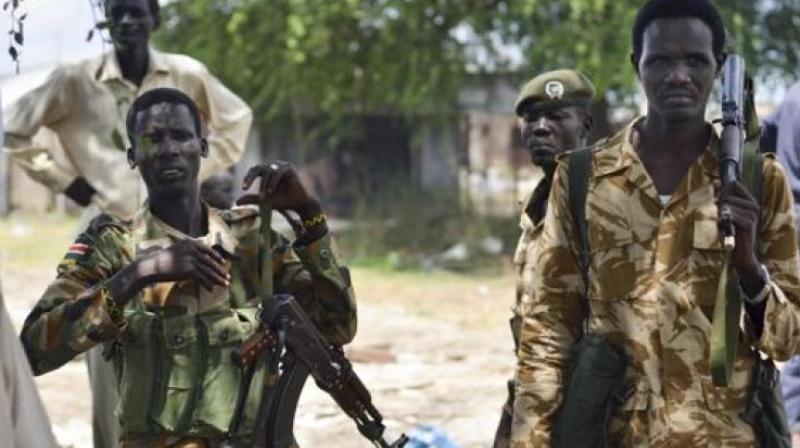 Slap sanctions on South Sudan — UN chief