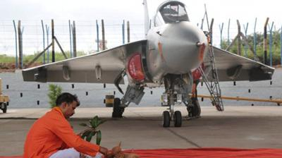 Reaching a major milestone in military aviation, the Indian Air Force on Friday launched the first squadron of 'Made-in-India' Light Combat Aircraft Tejas fighter jets. LCA will eventually replace the ageing fleet of MiG-21 planes.