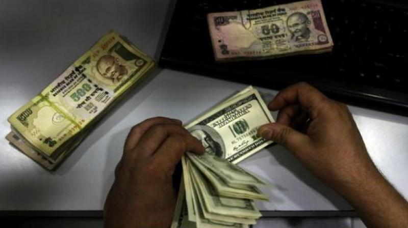 Rupee hit by devaluation talk, despite ministry denial