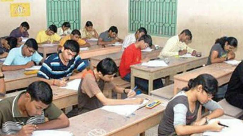 The AP government will release the medical stream results of the Eamcet conducted on April 29, at 11 am on Saturday. (Representational Image)