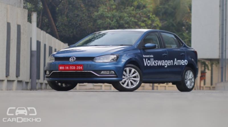 Whats Different Between The Volkswagen Ameo And Vento