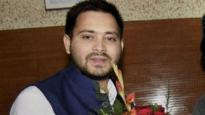 Bihar deputy chief minister Tejaswi Yadav. (Photo: File)